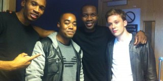 Scorcher, G Frsh & Joe Cole